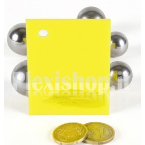 Yellow 4 ACRIDITE 751 Plexiglass