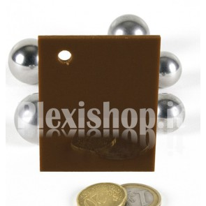 Brown 1 ACRIDITE 851 Plexiglass