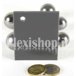 Gray 2 ACRIDITE 890 Plexiglass