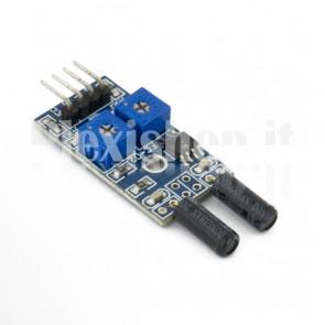 Modulo Doppio Sensore di Movimento FC-02