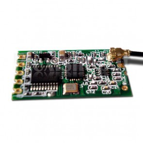 Modulo HC-12 per connessioni UART in Wireless, con SI4463
