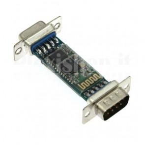Modulo RS232 Bluetooth v2.0 DB9 seriale