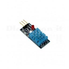 Modulo Sensore DHT-11 di Umidità e Temperatura