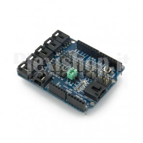 Scheda espansione Sensor Shield V4.0