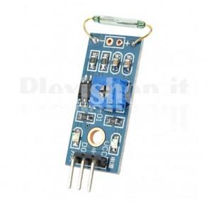 Sensore Geomagnetico MAG3110