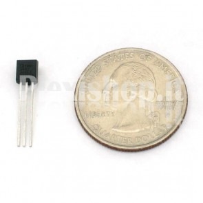 TMP36 Precision Temperature Sensor