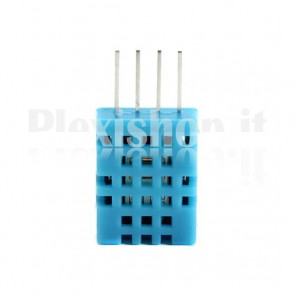 DHT11 Digital relative humidity & temperature sensor