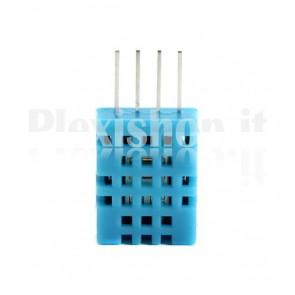 DHT11 Digital relative humidity & temperature sensor