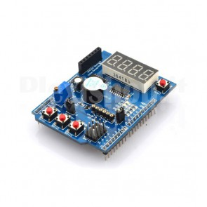 Shield Multifunzione per Arduino