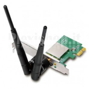 Scheda Wireless Express Card Dual-Band 600N