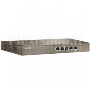 Switch Ethernet 5 Porte Gigabit Web-Managed