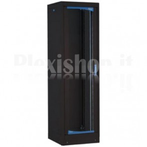 "Armadio Rack 19"" 600x600 42 Unita' Nero"