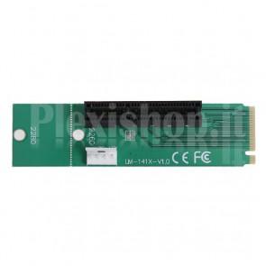Adattatore da M.2 a PCI-e x4