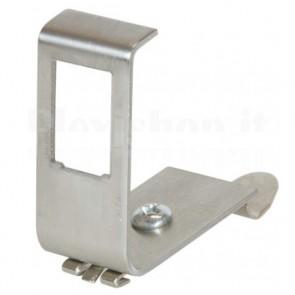 Adattatore in Metallo per Modulo Keystone RJ45
