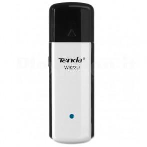 Adattatore USB Wireless 300Mbps High Gain W322U