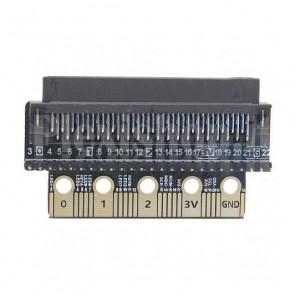 Adattatore GPIO Impilabile per BBC Micro:Bit
