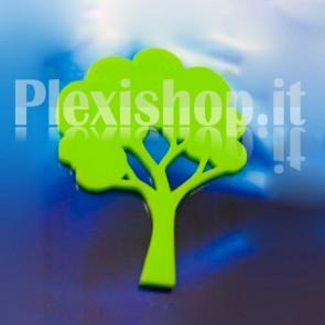 2 Green Tree Plexiglass
