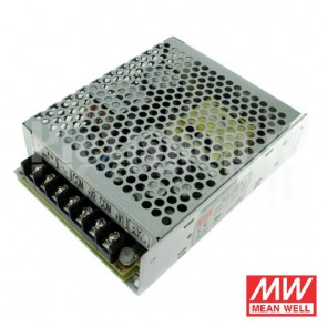 Alimentatore Switching 5+12 Volt - 8+4 A