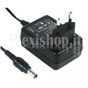 Alimentatore switching AC/DC 5V 1000mA plug: 1.6 x 4 x 7.3 mm
