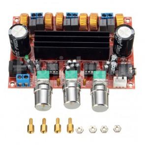 Amplificatore audio 2.1 50+50+100W TPA3116D2