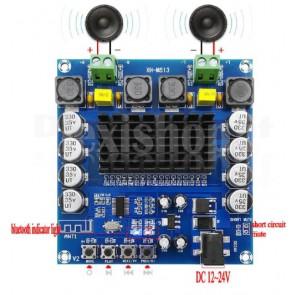 Amplificatore audio Bluetooth 4.0, 100+100W