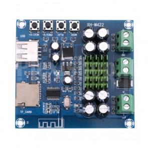 Amplificatore audio Bluetooth 4.0, 50+50W