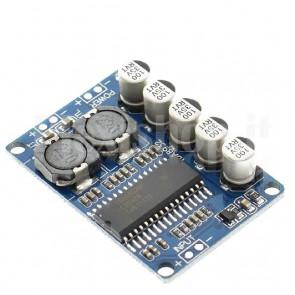 Amplificatore audio mono 35W, TDA8932
