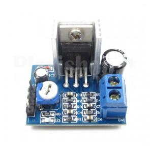 Amplificatore audio mono con TDA2030, 18W
