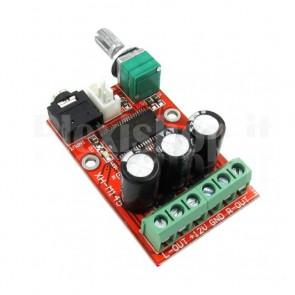 Amplificatore audio stereo 20+20W, XH-M531