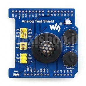 Analog Test Shield Waveshare