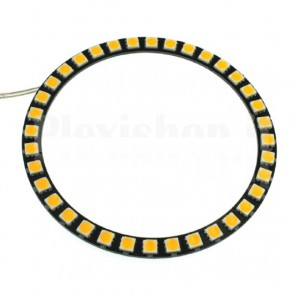 Led Ring Ø 100 mm - Warm White