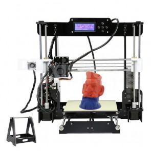 Anet A8 Stampante 3D DIY in plexiglass