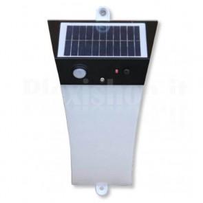 Applique LED Solare a Muro da Esterno con Sensore di Movimento