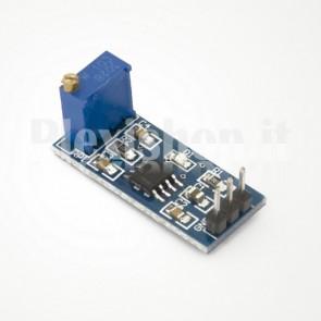 Modulo 2078 NE555 - Generatore di impulsi