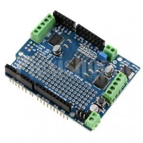 Arduino millefori Shield driver motori 4ch/2ch