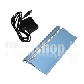 Porta targa RGB da tavolo