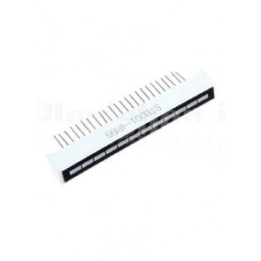Barra LED Lineare a 12 Segmenti