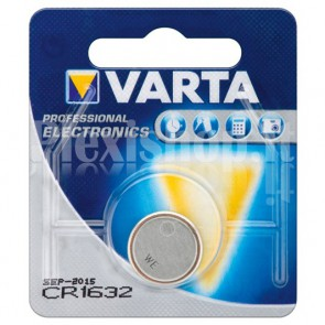 Batteria a bottone Litio CR1632