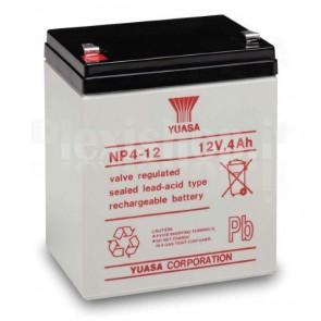 Batteria Piombo-Acido per UPS 12 V 4 Ah, NP4-12