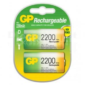 Batterie Ricaricabili