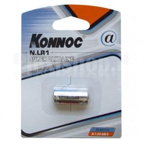 Blister 1 Batteria tipo N Alcalina LR1 1,5V