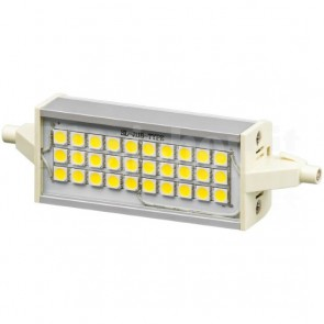 Blocco LED R7S 118mm SMD 5050 8 W 640 Lm Bianco Caldo, Classe A+
