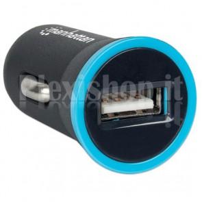 Caricatore da Auto ad una Porta USB 2.4A