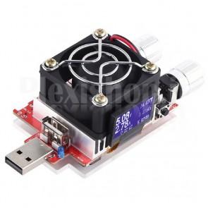 Carico fittizzio e tester USB QC2 QC3, 35W