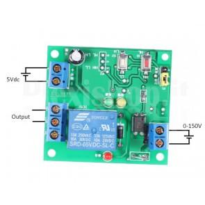 Comparatore di tensione con rilevatore a sogliaComparatore di tensione con rilevatore a soglia