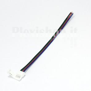 Connettore per Striscia Led da 8 mm Monocromatica