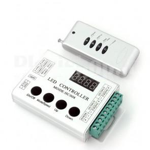 Controller led indirizzabili preprogrammato per WS2811 12V