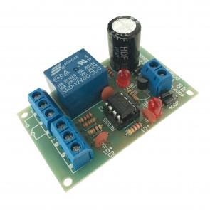 Controller di livello di un liquido con NE55