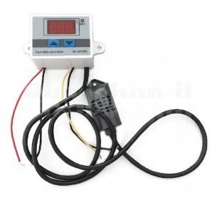 Controller di umidità, XH-W3005 12V