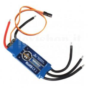 Controller ESC ZTW Beatles per motori brushless trifase, 40A